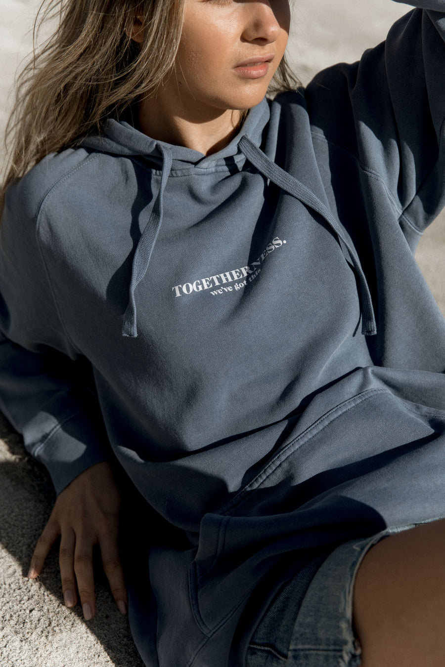 REIN X MENTAL HEALTH FOUNDATION NZ | Togetherness Hoodie