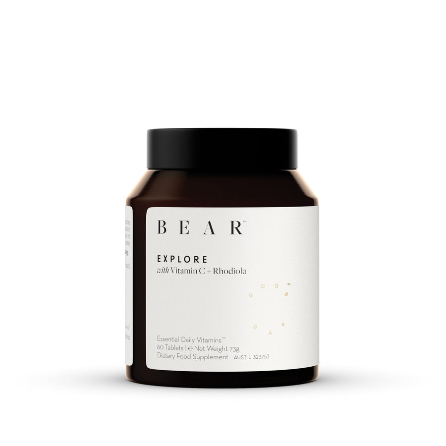 BEAR | Explore Essential Daily Vitamins