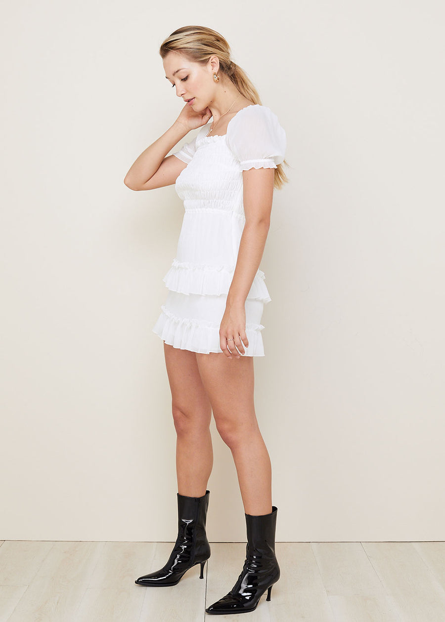 THE EAST ORDER | Phoebe Mini Dress