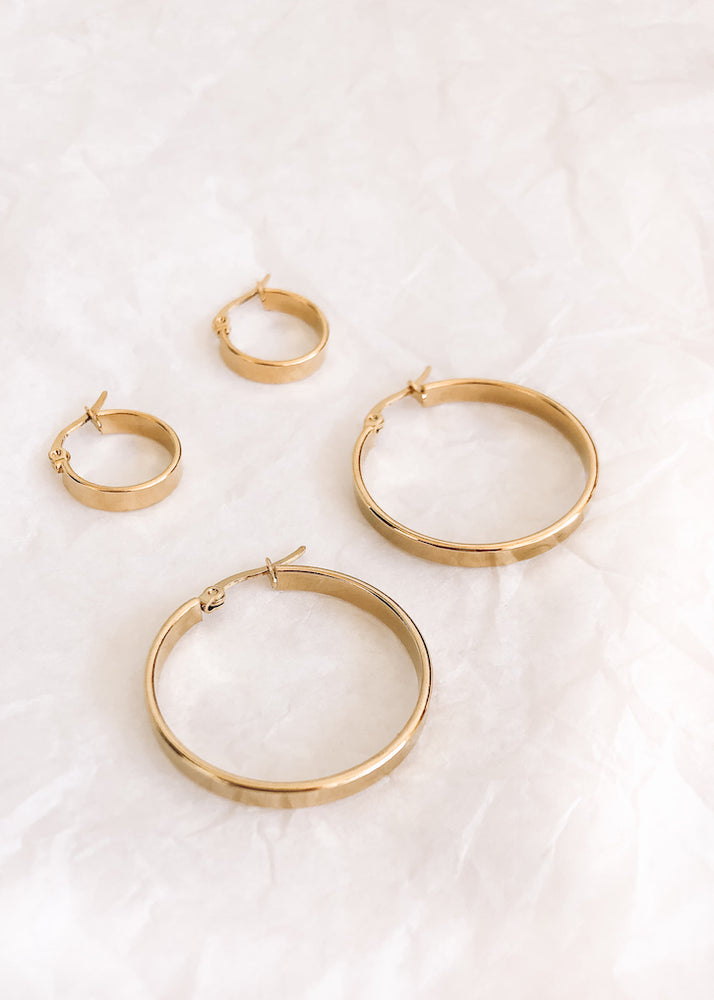 REIN ACCESSORIES | Basic Hoop