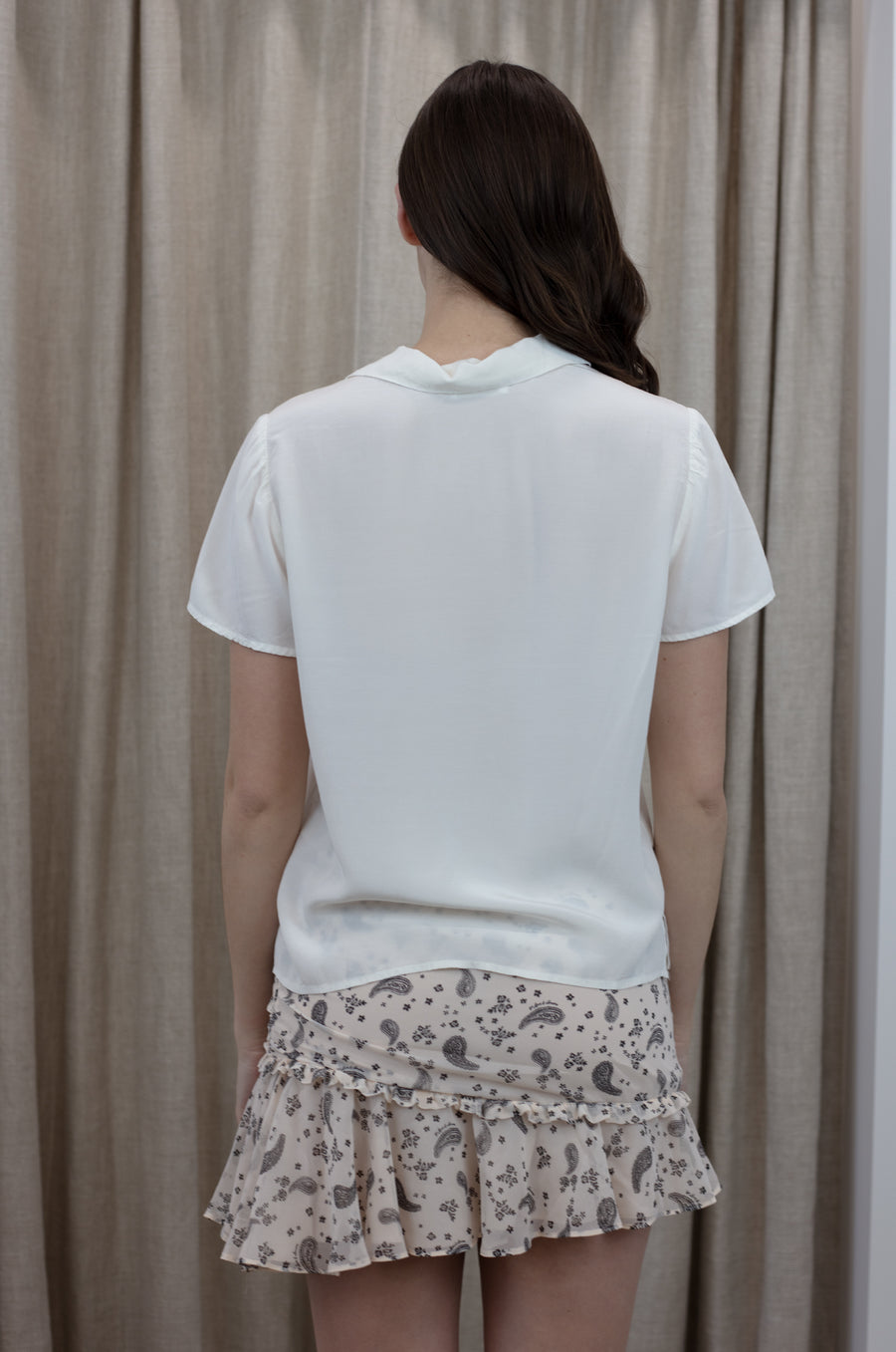 LACAUSA | Margot Blouse