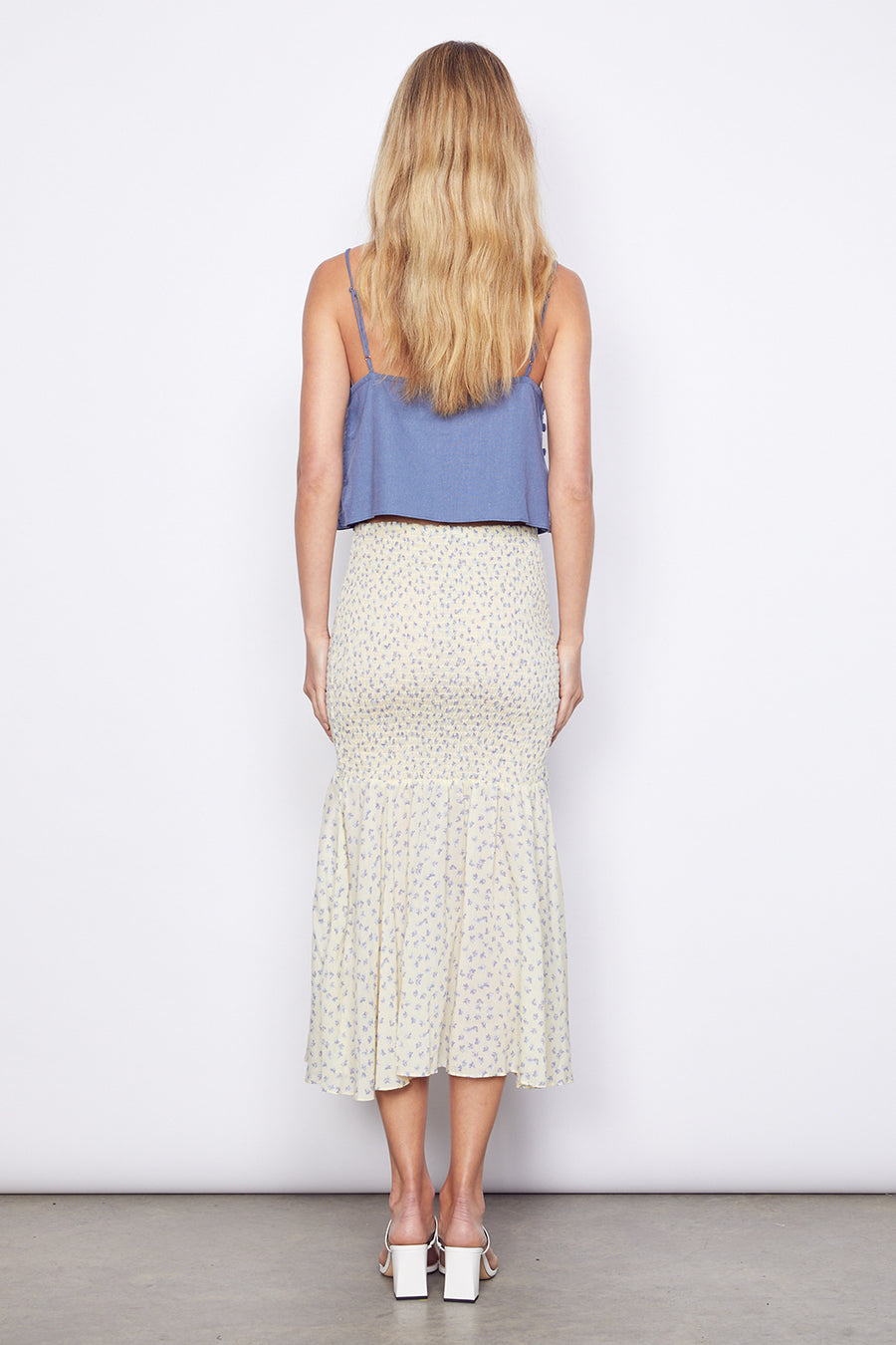 MLM LABEL | Cava Midi Skirt