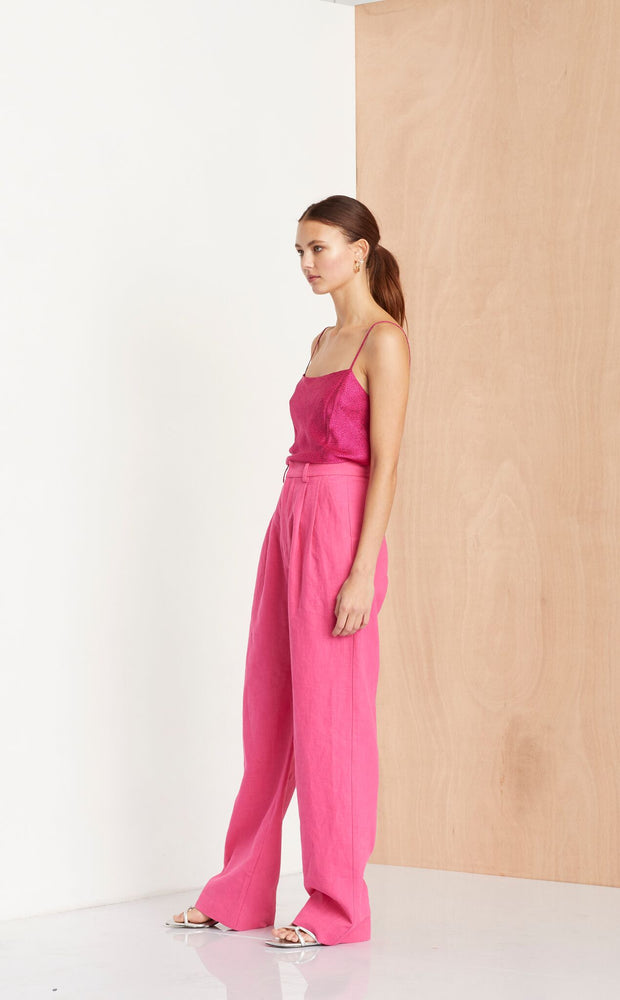 BEC & BRIDGE | Pink Party Top