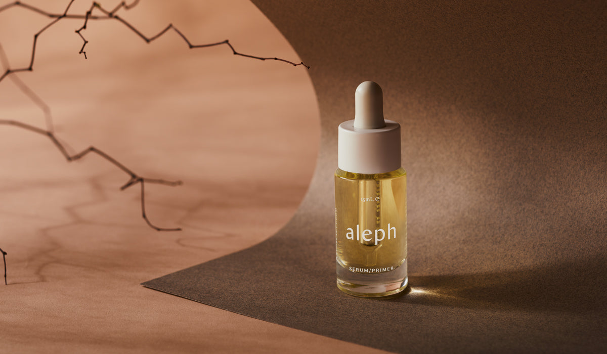 proactive ageing aleph beauty serum