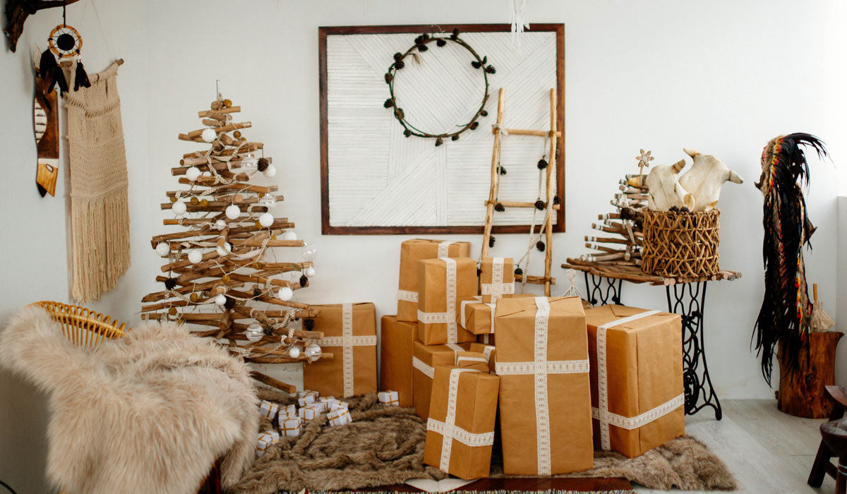 eco-friendly Christmas gifts recreators