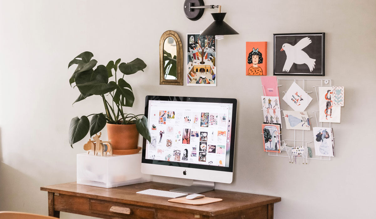 effortless self care work desk