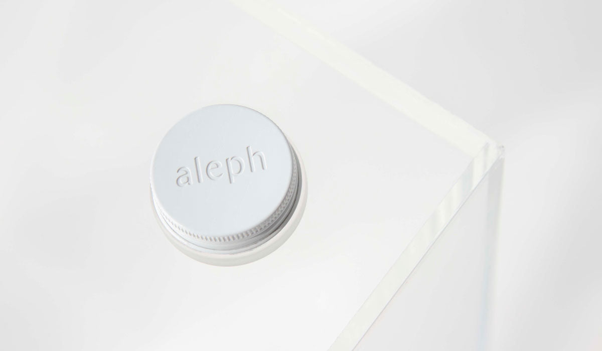 how to be eco friendly aleph makeup