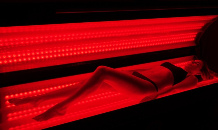 Red light therapy with Novothor