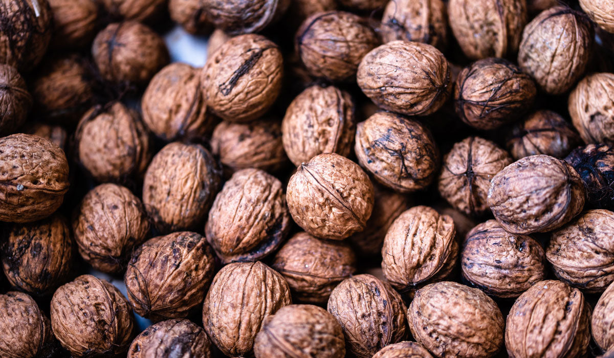 skincare superfoods walnuts