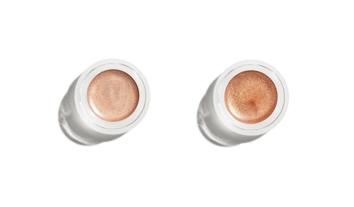 sustainable beauty aleph makeup pots