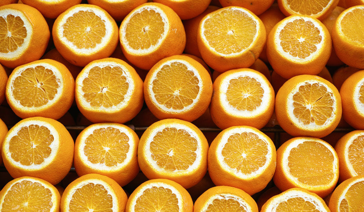vitamin c benefits oranges