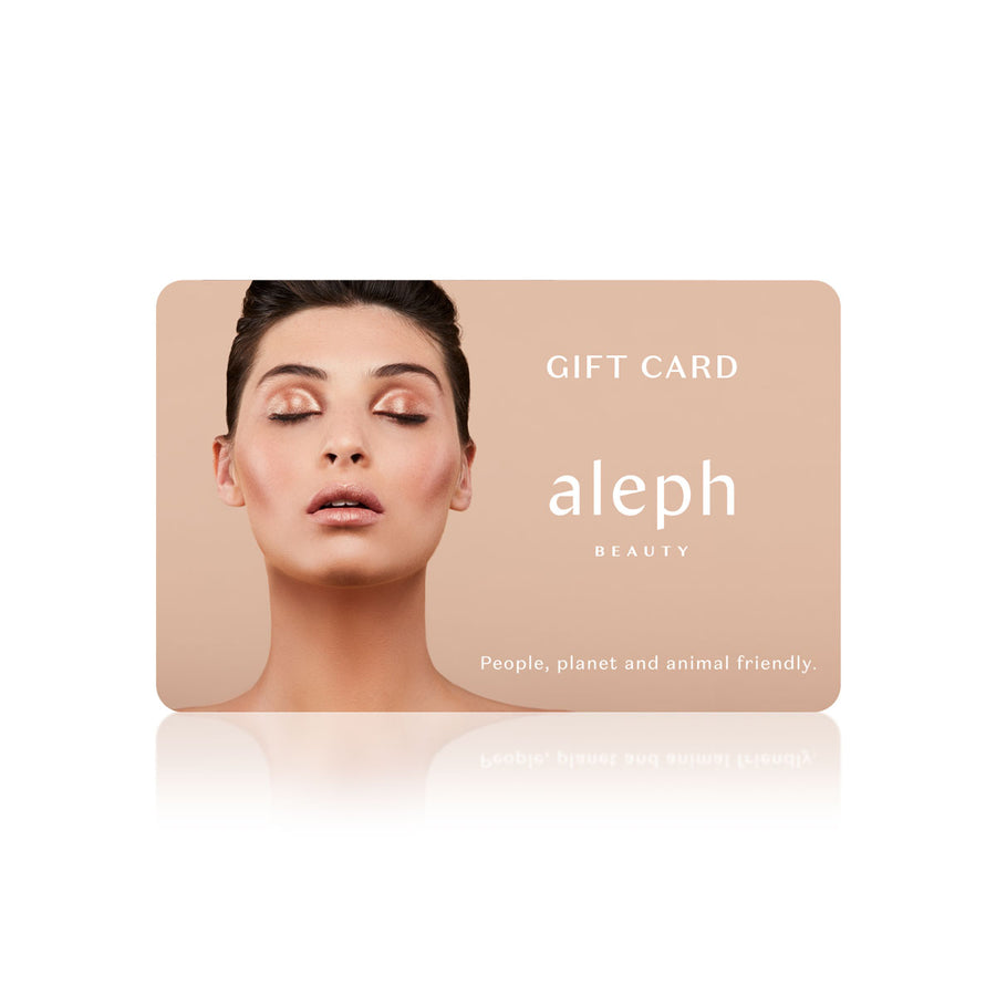 Aleph Beauty Gift Card Voucher