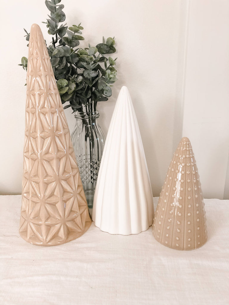 Ceramic Tree Set