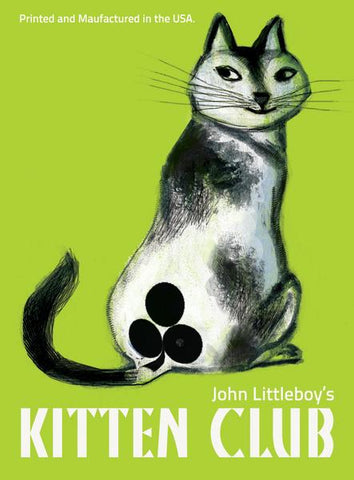Kitten Club Pet Lovers Playing Cards Perfect Gift