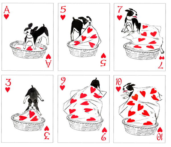 *Preorder Only* Pack of Dogs Playing Cards