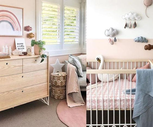 Creating your perfect nursery