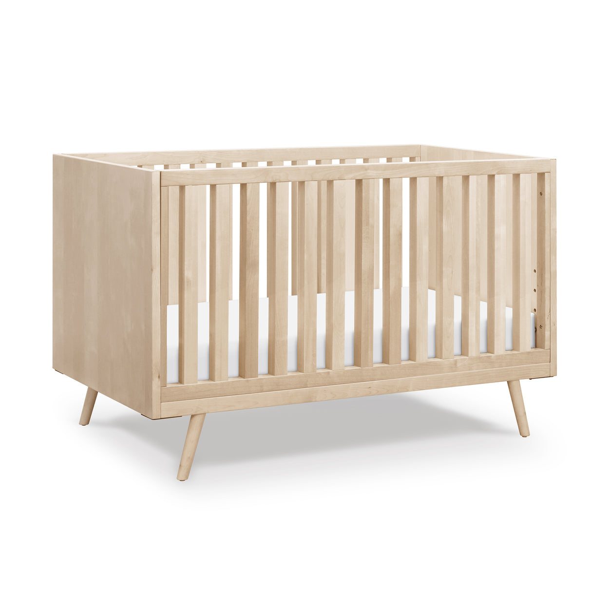 Nifty Timber Cot in Birch - Pre-order