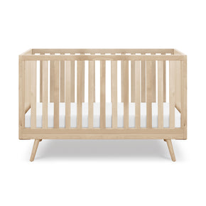 Nifty Timber Cot in Birch
