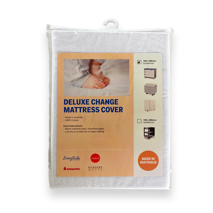 Deluxe Change Pad Cover - 40x80cm