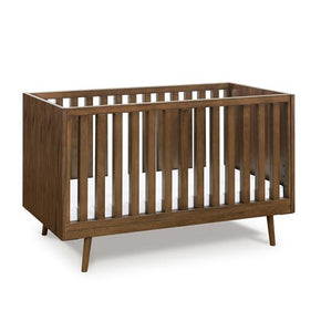 Nifty Timber Nursery Package in Walnut