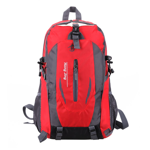 Unisex Outdoor Camping Backpack Trekking Travel Rucksack Waterproof Mountaineering Bag Lage Capacity Hiking Molle Sport Bag