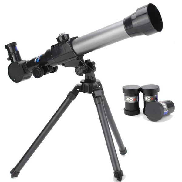 1PC Outdoor Hiking For children Astronomical telescope for Christmas and birthday gifts
