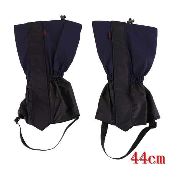 1 pair Gaiters Hiking Gaiters Outdoor Waterproof Walking Mountain Hunting Trekking Desert Snow Legging Gaiters drop shipping