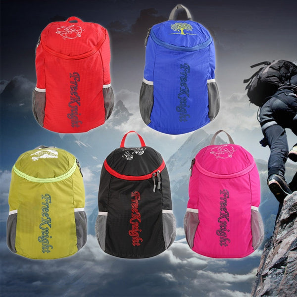 Unisex Ultralight Waterproof Nylon Fabric Hiking Backpack Folding Bag Hiking new