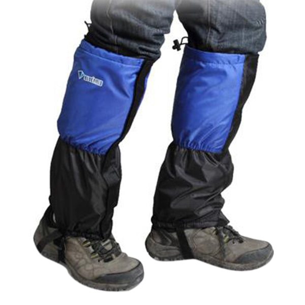 1Pair High quality Waterproof Skiing Gainter Outdoor Hiking Climbing Hunting Trekking Snow Legging Gaiters new