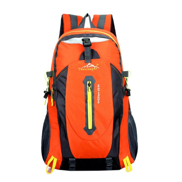 Outdoor Women and men Backpacks Oxford Waterproof With Ears Bags Sack Backpack Travel Mountaineering Rucksack Trekking B