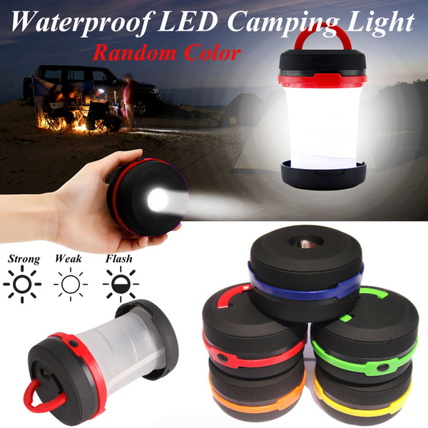Waterproof LED Light Hiking Portable Light Tent Lamp Camping Light LED Lamp