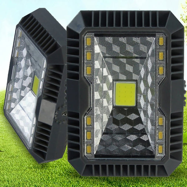 Solar Light Outdoor Garden Light Solar Powered Yard Hiking Tent Camping Hanging Lamp Hanging Lamp Flood Light 2018