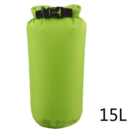 Outdoor racing 15L Swimming Waterproof Canoe Trekking Backpack Camping Dry Bag 2018 New Hot Pouch