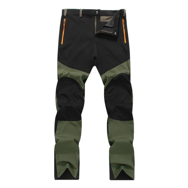 Mens Windproof Outdoor Hiking Climbing Combat Trousers Tactical Pants Comfort