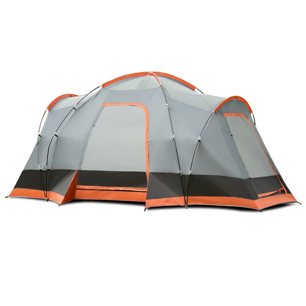 8 Persons Automatic Pop Up Hiking Tent with Bag