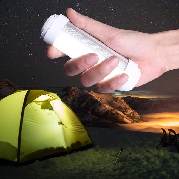Multi-Functional LED Camping Lamp Mobile Power For Fishing Hiking Travelling