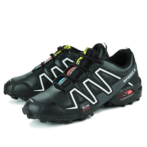 Men's Salomon Speedcross 3 Athletic Running Sports Outdoor Hiking Shoes  Style