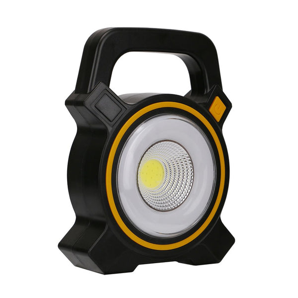 Rechargeable Camping Lamp Portable Hiking Lantern Solar Power LED Camping Light Lantern Outdoor Camping Hiking Reading Fishing Repairs Light