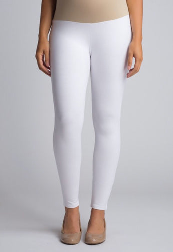 Kelly Slim Pant White
