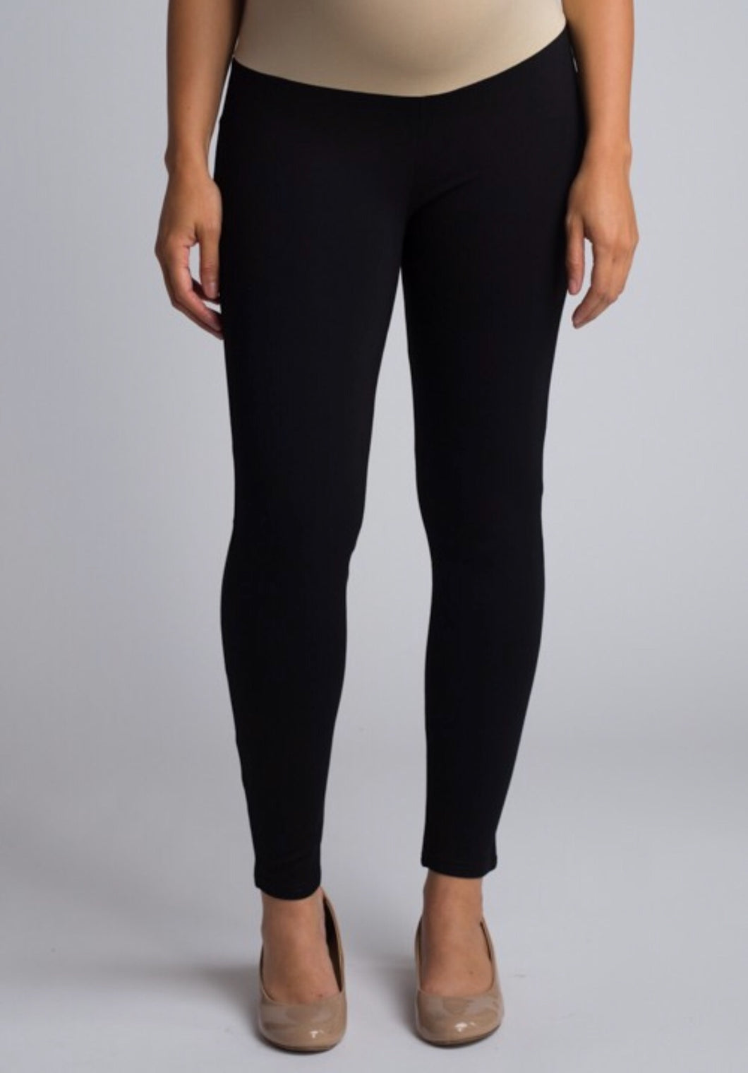 Kelly Slim Pant Black