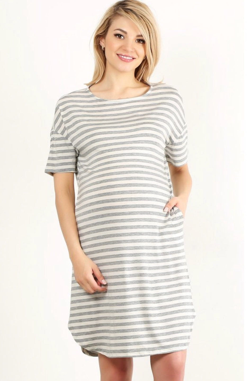 Abbey Stripe Dress