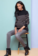 Leonora Over Bump Grey Super-Skinny Maternity Jeans