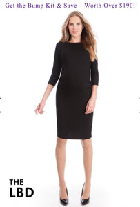 London Bump Maternity Kit - Maternity Dress, Vest, Leggings & Skirt