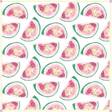 Load image into Gallery viewer, Grapefruit Cotton Scarf, Grapefruit Silk Scarf, Silk Charmeuse Scarf, Cotton Scarf, Scarf as Art, frame scarves, gifts for her, birthday gifts, anniversary gifts, mother's day gifts, mother in law gifts, watercolor scarves, citrus fruit scarf, white and pink scarf, luxury scarves, preppy women's scarves, women scarves, preppy style scarves