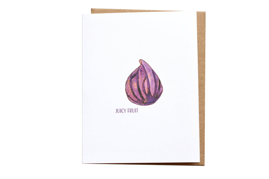 Fig | Greeting Card
