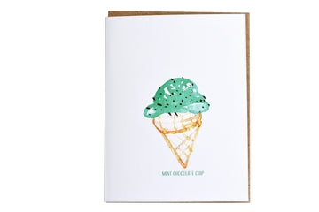 Fruit Cards with Envelopes, Greeting Cards, Handmade Watercolor Cards, Food Notecards, Blank Cards, Colorful Envelopes, Printed Stationery, Ice Cream Greeting Card, Blank Note Cards