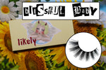 blissful baby lashes - likely makeup