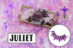 juliet lashes - likely makeup