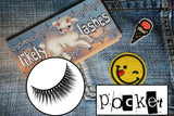 pocket lashes - likely makeup