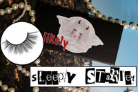 sleepy starlet lashes - likely makeup